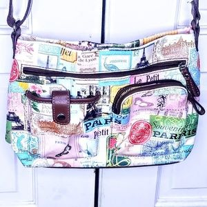 Relic Paris Crossbody Purse